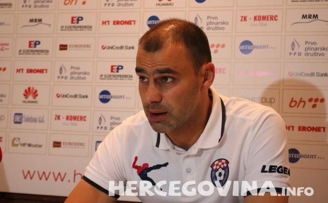 Goran Sablić: U meni će Široki Brijeg imati prijatelja za cijeli život