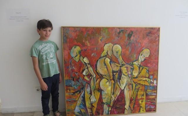 Dar Nine Acković galeriji Kraljice Katarine