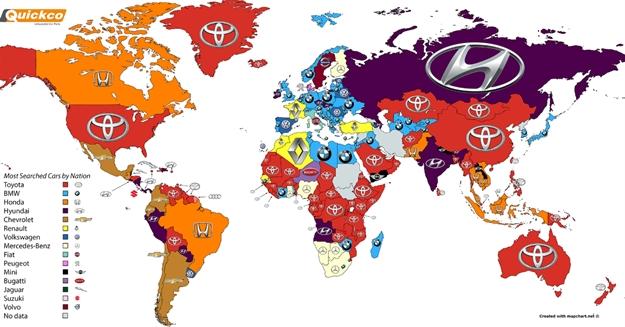 Automobilski div Toyota i dalje broj 1 na svjetskoj razini