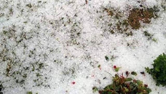 Kugle leda padale u Španjolskoj, ali i u Hrvatskoj, Austriji ...
