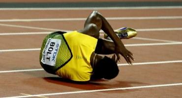 Šok za kraj! Bolt se ozlijedio u zadnjoj utrci karijere!