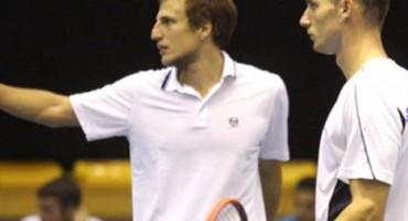 Tomislav Brkić u drugom kolu ATP Challengera u Italiji