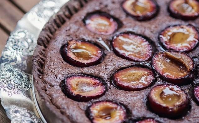 Recept: Torta s ricottom i šljivama