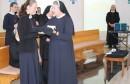 Mostar : Tri sestre novakinje Dajana, Anica i Katica danas polažu svoje prve zavjete