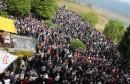 Rama: Tisuće vjernika proslavilo rođendan Majke od milosti na Šćitu