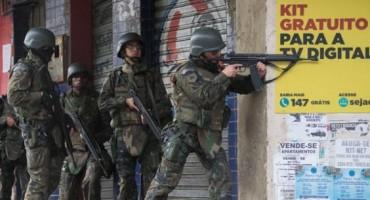 Mobilizirana vojska, zatvoreni putevi i škole