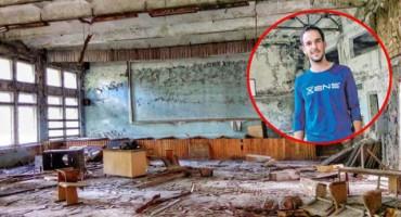 U posjeti Černobilu: Po travi je zabranjeno hodati, a tko želi imati djecu, ne smije sjediti na zemlji!