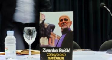 U Tomislavgradu predstavljena knjiga 'Zdravo oko sjećanja' Zvonke Bušića