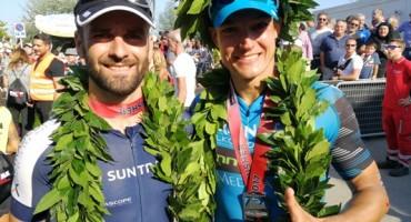 Postolje za Višticu na Ironman prvenstvu Italije!