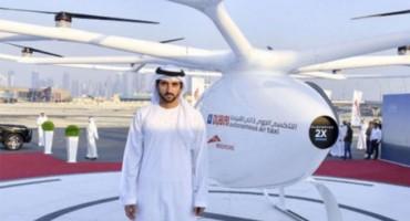 Dubai testirao prvi leteći taksi bez vozača