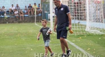 Memorijalni turnir 'Ante Bruno Bušić': HŠK Zrinjski - NK Rudeš 0:0 (4:5)