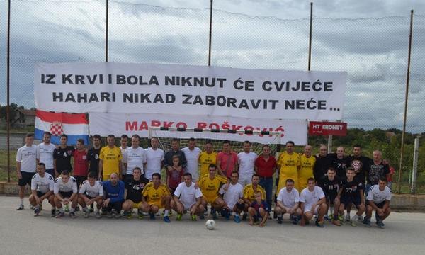 Stolac: Održan VII. memorijalni turnir Marko Bošković