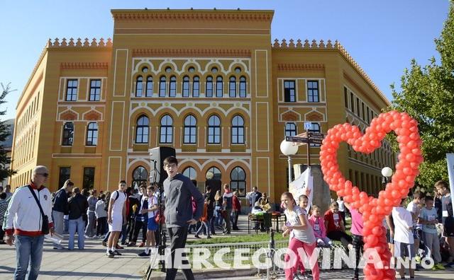 Mostar: Održana cross utrka za djecu predškolskog uzrasta i učenike osnovnih i srednjih škola
