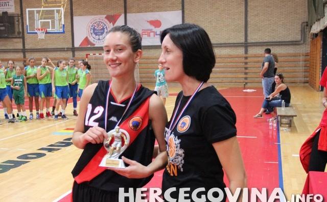 Katarina Pavlović: Zajedništvo je ključ naših dobrih rezultata i uspjeha.