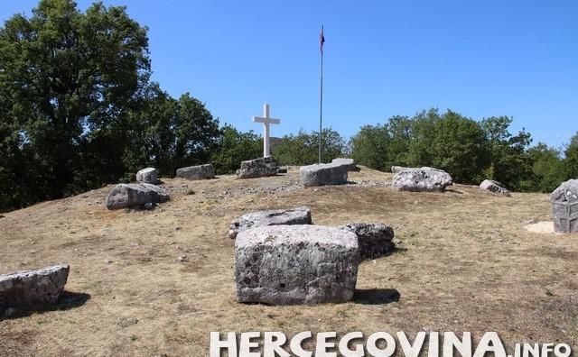 Hercegovina info na  arheološkom lokalitetu - Crljivica u općini CistaProvo