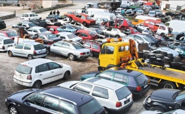 Bh. cestama 'krstari' 800.000 vozila starijih od deset godina