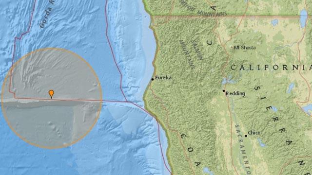 Potres uzdrmao Kaliforniju, nema podataka o žrtvama ili šteti