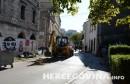 Mostar: Zbog radova na kolektoru od danas novi režim prometa