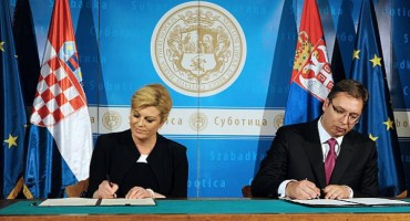 'Hrvatska i Srbija ne moraju biti prijatelji, ali moraju surađivati'