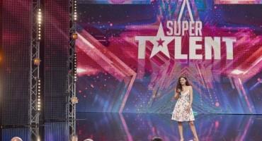 Helena Gudelj razvalila u Supertalentu