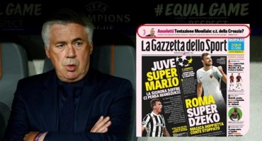 Senzacija iz Italije: Ancelotti će voditi Hrvatsku na SP-u?!