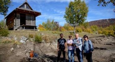 Novi arheološki pronalasci na brdu Gradac
