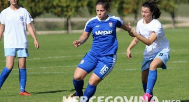 ŽNK Široki Brijeg - ŽN/FK Mostar 11:0 (2:0)