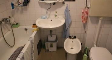 Uređivao kupaonicu pa pet dana ostao zaglavljen u sklopivim ljestvama