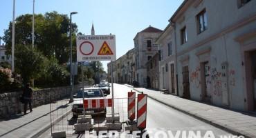 MOSTAR: Pogledajte na kojim je prometnicama obustavljen promet zbog radova