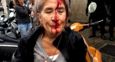 337 ozlijeđenih u krvavim sukobima s policijom! Katalonci se žale EU zbog brutalnog gušenja prava