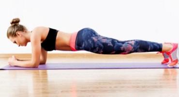 Devet vježbi s vlastitom težinom koje će Vas dovesti u formu