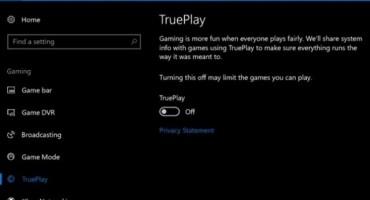 Windows 10 ima zaštitu od varanja u igrama