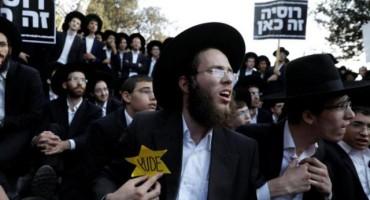 Tisuće židova prosvjeduje protiv obveznog vojnog roka, ima uhićenih