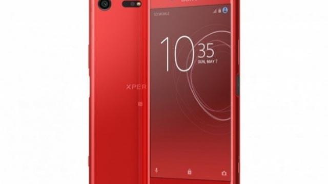 Crveni Sony Xperia XZ Premium stiže u Europu