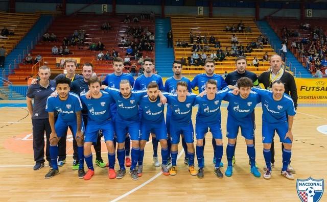 UEFA Futsal cup: Nacional se plasirao među futsal elitu