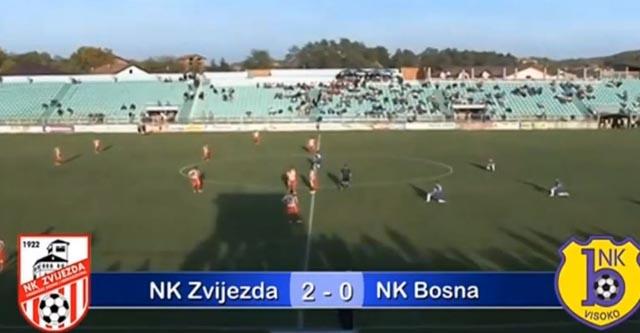 Nevjerojatna scena iz BiH: Cijela momčad sjela na travnjak dok su suparnici zabijali golove!