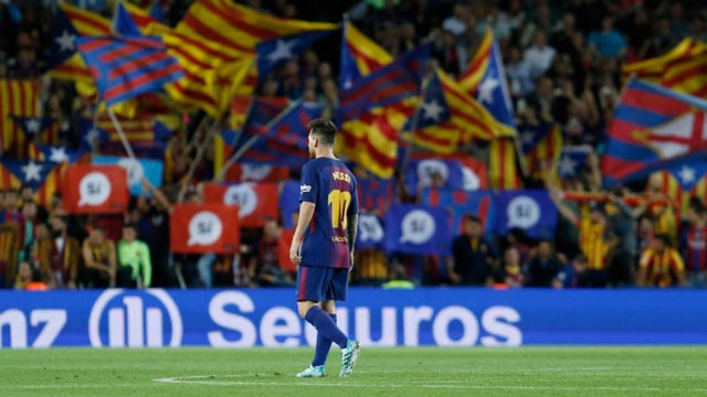 Otkriveno gdje će Barcelona igrati ako se odcijepi Katalonija