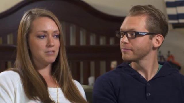 Slijepi čovjek prvi put ugledao svoju ženu i dijete