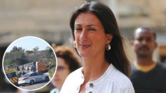 Ubijena novinarka u eksploziji automobila bombe na Malti