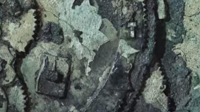 Pronađen složen mehanički uređaj sa zupčanicima star dva milenijuma