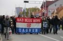 I navijači se poklonili žrtvi Vukovara: Torcida i Bad Blue Boysi u Koloni sjećanja