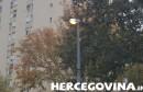 Mostar: Točno u podne gori javna rasvjeta