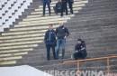 HŠK Zrinjski: Izvršni dopredsjednik gledao utakmicu s gornje tribine