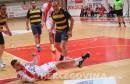 EHF Challenge Cup: BSB Batumi - HMRK Zrinjski 17:47