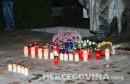 Održan molitveni skup: 'Mi se ne molimo za zločince, mi se molimo za ljude'