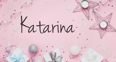 Koje je pravo značenje imena Katarina?