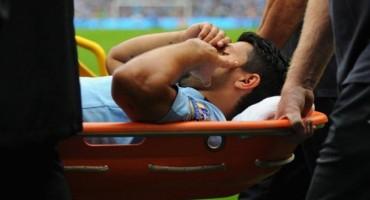 Aguero pao u nesvijest, prebačen u bolnicu