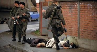 Gledao sam pad Vukovara, a Arkan mi se htio krvi napiti