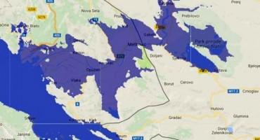 Stravične prognoze: Čapljina će nestati pod morem