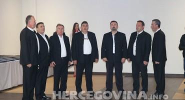 HKK Zrinjski: Ponosna moja je zemlja Hercegovina